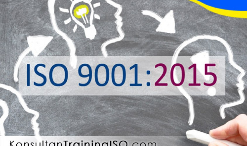 Training ISO 9001 : 2015